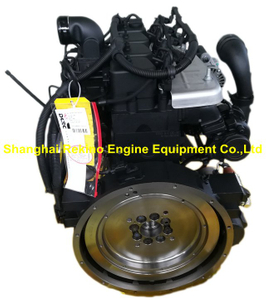 DCEC Cummins QSB3.9-C125-30 Construction diesel engine motor 125HP 2200RPM