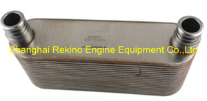 Cummins KTA38 oil cooler 205615 3177235 3627295 3635074 engine parts