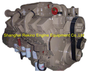 Chongqing CCEC Cummins KTA38-P1200 Stationary P type pump diesel engine motor 1200HP 1800RPM