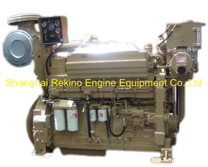 CCEC Cummins KTA19-M550 (550HP 2100RPM ) marine propulsion diesel engine motor