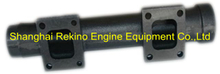 Exhaust manifold 3028237 Cummins KTA38 engine parts