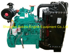 DCEC Cummins 4BTA3.9-G2 G drive diesel engine for generator genset 58KW 1500RPM (67KW 1800RPM)