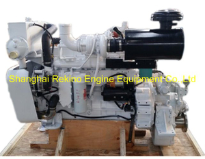 Cummins 6CTA8.3-M260 rebuilt reconstructed marine diesel engine (260HP 2200RPM)