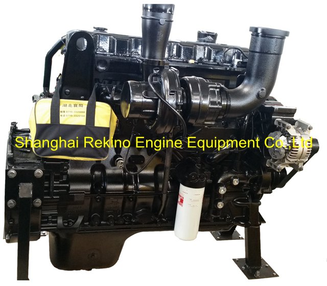 DCEC Cummins QSZ13-C425-II Construction industrial diesel engine motor 425HP 1900RPM