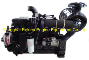 DCEC Cummins 6LTAA8.9-C360 construction industrial diesel engine motor 360HP 2200RPM