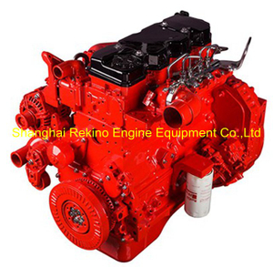 DCEC Cummins ISDE4.5 ISD4.5 diesel engine motor for bus(140-185HP)