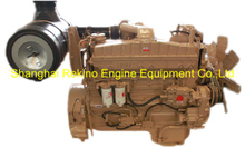 Chongqing Cummins NT855-P300 P type pump diesel engine motor 300HP 1500-1800RPM