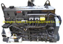 Cummins QSM11-C diesel engine motor Tier 3 (290-400HP)